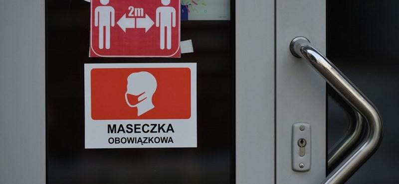Karácsony után hetekre bezárják Lengyelországot
