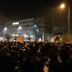 Együtt tüntet Tapolcán a Jobbik és az MSZP a túlóratörvény ellen