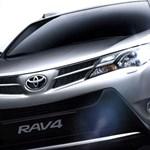 Fotók a premier előtt álló Toyota RAV4-ről