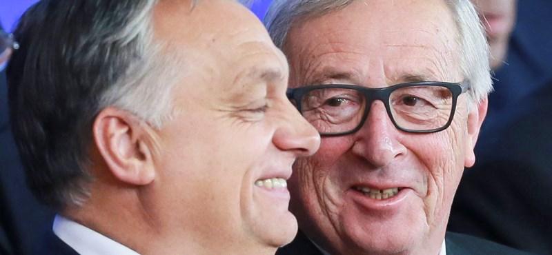 Orbán levelet küld mindenkinek, amiben tovább támadja Junckert