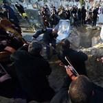 Galéria: eltemették az óceánjáró magyar áldozatát