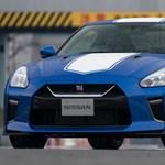 Itt a 2020-as új Nissan GT-R