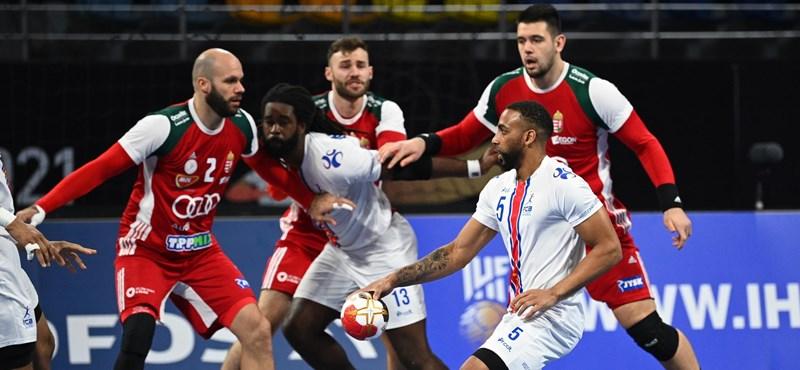 Győzelemmel nyitott a magyar válogatott a kézilabda-vébén