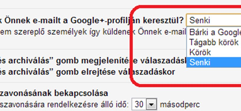 Nem tetszik a Gmail új funkciója? Így tilthatja le