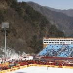 """Kisebb """"incidens"""" és újabb megbetegedések Pjongcsangban - téli olimpia percről percre"""