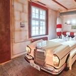 Ilyen egy rendes autós hotel - képek