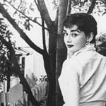 Ritkán látott, exkluzív fotók kerültek elő a fiatal Audrey Hepburnről