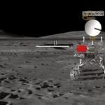 Íme a képek a Hold azon oldaláról, amit a Földről sosem látunk