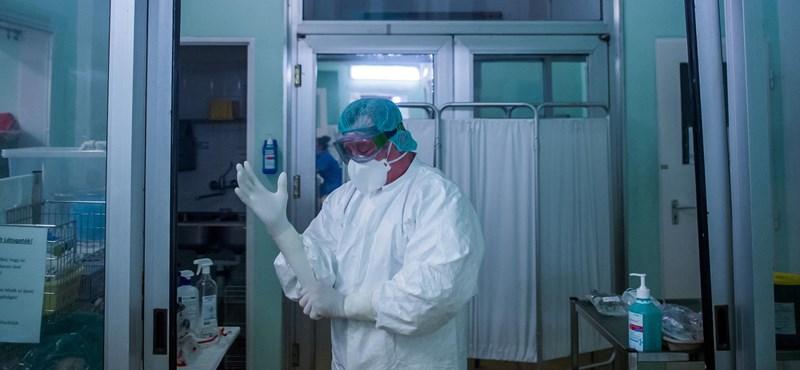 Legalább 90 ezer ápolót és orvost fertőzött már meg a koronavírus a világon