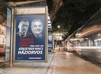 A Momentum szerint több cég berezelt az Orbán-ellenes plakátkampány miatt
