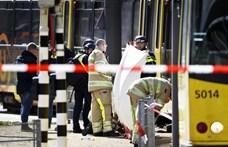 Terrortámadás lehetett az utrechti lövöldözés