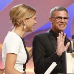 Spielberg méltatta a cannes-i fődíjas leszbikus szerelmesfilmet