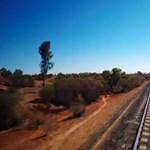 Egy 54 órás vonatútból készített nem mindennapi filmet az ausztrál közszolgálati tévé