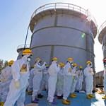 Újabb súlyos baleset Fukusimában – a megengedett érték milliószorosát mérték a vízben