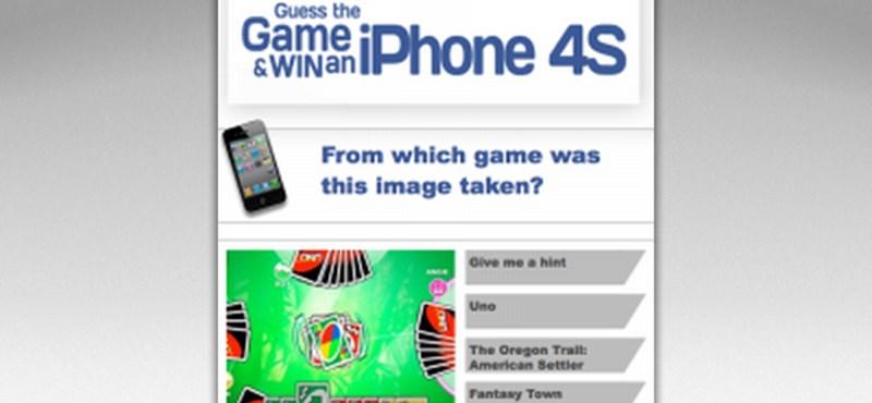 iPhone 4S-t vagy Samsung Galaxy SII-t nyerhet a Gameloft nagy nyereményjátékán