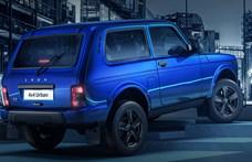 Új limitált szériát kapott a 43 éve gyártott Lada Niva