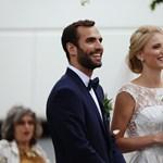 Megnősült Szilágyi Áron kétszeres olimpiai bajnok kardozó
