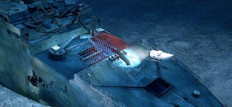 Van kéznél 32 millió forintja? Megnézheti négyezer méteres mélységben a Titanic roncsait
