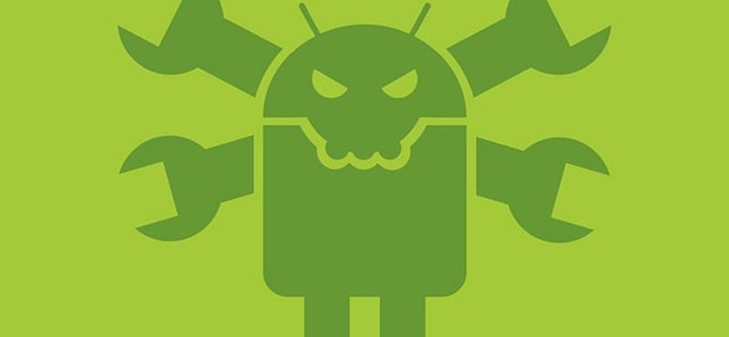 Androidos mobilja van? Egy ügyes trükkel tehetik vírusossá
