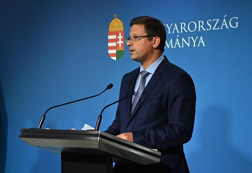 Información del gobierno: Viktor Orbán anunciará mañana planes para la tercera vacunación