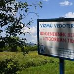 Eljött a 24. óra a Szentendre környéki ivóvízbázis megmentéséhez
