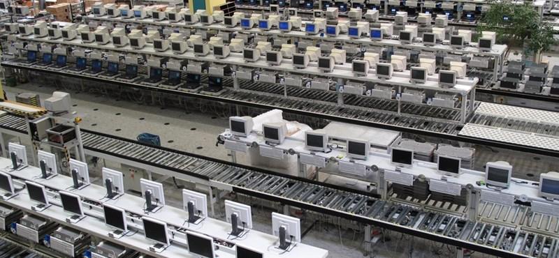 IT-kiadások: Magyarország szerénykedik