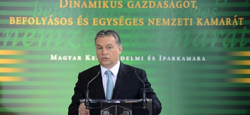 Orbán: A szabadságharc a legfontosabb küzdelem