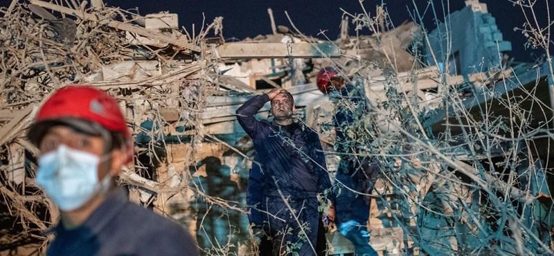 A második legnagyobb azeri várost lőtték az örmények