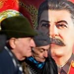 """""""Hóhér"""" - megrongálták Sztálin emléktábláját a Krímben"""