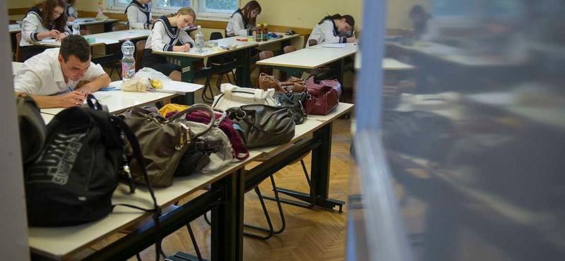 Magyarérettségi: Márait, Berzsenyit és Vörösmartyt kaptak a diákok