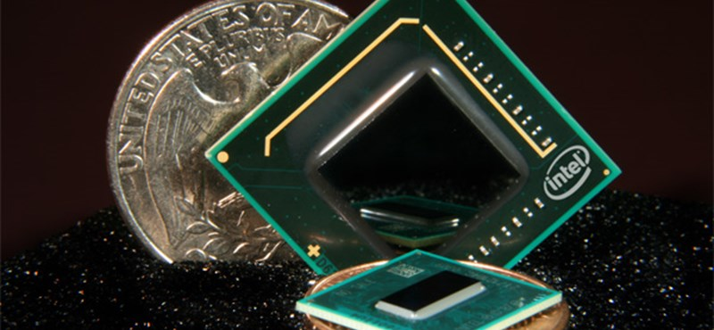A táblagépeket gyorsítják az Intel Atom processzorai
