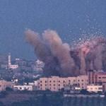 """Izrael """"a pokol kapuit nyitja meg"""""""