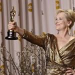 Oscar 2012: Meryl Streep és Jean Dujardin a befutó