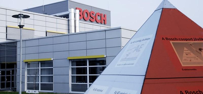 Gigaberuházást indít a Bosch Budapesten