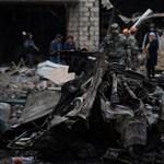 Karabahi háború: tovább lövi egymást Azerbajdzsán és Örményország