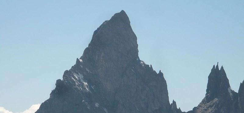 Meghalt egy magyar hegymászó a Mont Blanc-on