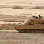 Amerikai tankok indulhatnak a szíriai olajmezőkhöz