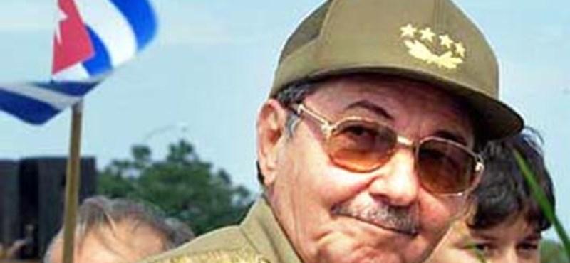 Puhul a kubai diktatúra: megnyíltak a börtönök