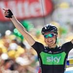 Tour de France: Boasson Hagen nyerte a 17. szakaszt