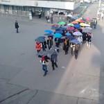 A nap képe: a nemzetközi diáknap alkalmából akciózott a Hallgatói Hálózat
