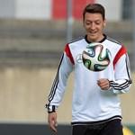 """Özil: """"minden szempontból fontos"""" a magyarok elleni meccs"""