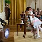 11 fotó: ezért fog hiányozni a gyerekeknek Michelle Obama