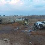 Lezuhant ukrán repülő: Irán szerint nem érte rakétatalálat a gépet