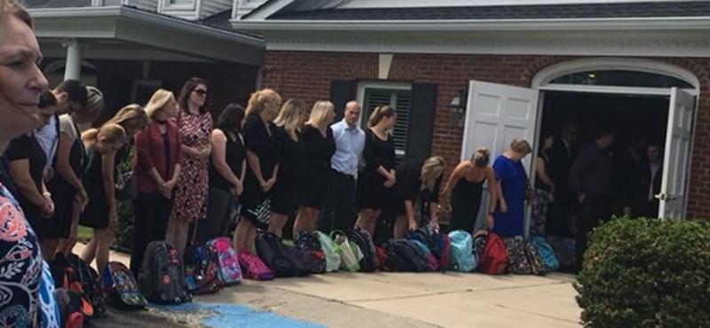 Iskolai felszereléseket kért virág helyett a temetésére egy tanárnő
