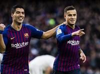 Coutinho orvosi vizsgálatra Münchenbe érkezik