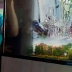 Ez már a jövő: átlátszó 3D-s megjelenítő
