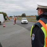 Részeg teherautó-sofőr ment szembe a forgalommal az M3-ason
