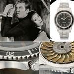 Kalapács alatt James Bond 1973-as Rolex karórája