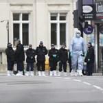 Egyetlen perce volt a streathami késelőnek a támadásra, mielőtt agyonlőtték a rendőrök