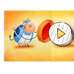Miért vannak ma tehenek a Google keresőben? És ki az a Marie Harel?